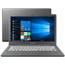 "Notebook Samsung Flash F30 Intel Celeron 4GB - SSD 64GB 13,3"" Full HD Windows 10"
