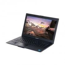 Notebook Semp Toshiba Dual Core 2GB HD 320GB 14 Polegadas Linux NI1403 28B - Semp Toshiba