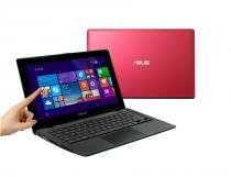 "Notebook Touch Asus X200MA-CT139H Rosa Tela Led 11.6"" 16:9 HD - Asus"