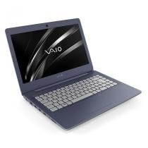 Notebook VAIO C14 Core i3 4GB 1TB Tela LCD 14 LED - Win 10 - Preta -