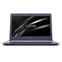 "Notebook Vaio C14 Core i7 8GB 256GB SSD 14"" Windows 10 Home - Prata -"