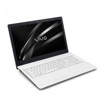 """Notebook Vaio Fit 15S Core i5 8GB 1TB Tela LED 15.6"""" Win 10 Branco -VJF155F11X-B1311W -"""