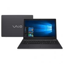 "Notebook Vaio Fit 15S Intel Core i3 6ª Geração - 4GB 1TB LED 15,6"" Windows 10"