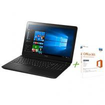 """Notebook Vaio Fit15F Intel Core i5 - 4GB 1TB LCD 15,6"""" + Office 365 Personal"""