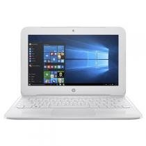 "NotebookHPIntel Celeron N3060 1.6GHz, 4GB Ram, SSD 32GB - Win10,11.6"" Y012NR Branco -"