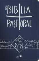 Nova Biblia Pastoral - Media Encadernada - Paulus - 1