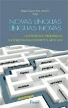 Novas linguas, linguas novas - questoes da - Pontes -