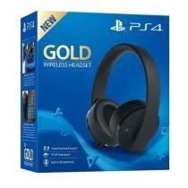 Novo Headset Sony Gold Wireless -