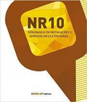 Nr-10 - Seguranca Em Instalacoes E Servicos Em Eletricidade - Senai-sp
