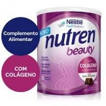 Nutren Beauty Sabor Dark Chocolate 400g Nestle - Nestle brasil ltda