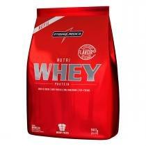 Nutri Whey em saco Bodysize - Integralmédica - Integralmédica