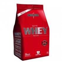 Nutri Whey Protein - Refil 907 G - Integralmédica - Chocolate - Integralmédica
