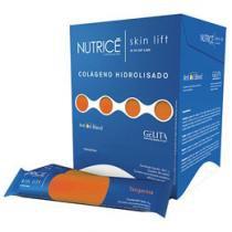 Nutricé Skin Lift Tangerina 30 Sachês - Nutricé