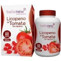 Nutricosmético Licopeno + Selênio 60 Cápsulas - Bellenew
