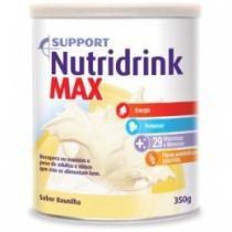 Nutridrink Max Danone Sabor Baunilha 350g -