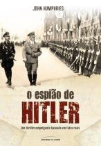 O Espiao de Hitler - Universo dos livros