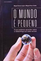 O mundo e pequeno - Almedina brasil - br