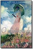 O privilegio de ser mulher - Ecclesiae