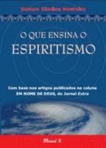 O que ensina o espiritismo - Mauad-