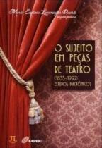 O sujeito em peças de teatro - Parabola