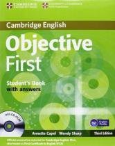 Objective First Workbook With Answers - Cambrigde - 1