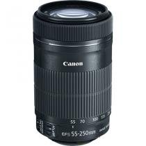 Objetiva Canon EF-S 55-250mm f/4-5.6 IS STM - Canon
