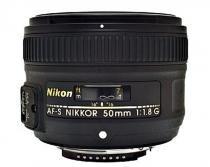 Objetiva Nikon 50mm Af-s f1.8 G -