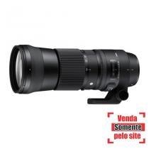 Objetiva Sigma 150-600mm f/5-6.3 DG OS HSM Contemporary para Canon -