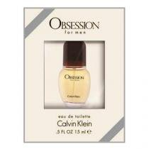 Obsession For Men Calvin Klein - Perfume Masculino - Eau de Toilette - 15ml -