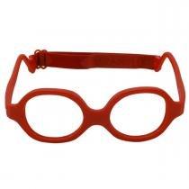 Óculos De Grau Infantil Miraflex Silicone 2 a 5 Anos Maxi Baby Tam.38 - Miraflex original
