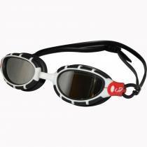 Óculos de Natação Fusion Mirror Preto e Branco HammerHead - 0544c79d02