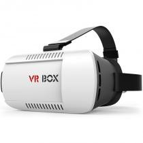 Óculos de Realidade Virtual 3D para Smartphone - VR BOX 1.0 - 6G Acessórios