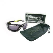 Óculos De Segurança Turbine Fumê Steelpro Vicsa -