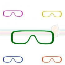Óculos Esquiador Colorido Sem Lente 10 unidades - Festabox