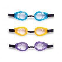 Óculos para Natação Cores Sortidas - Intex - Intex