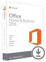 Office 2016 Home and Business - Versão Download - T5D-02324 - Microsoft