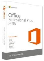 Office 2016 Professional Plus 79P-05552 box - Microsoft