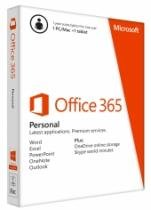 Office 365 Personal 1 Pc - Microsoft - 1