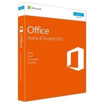 Office Home and Student 2016 - Microsoft