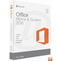 Office mac home and student 2016 brazilian latam (soft 79g-04766) - Microsoft