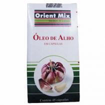 Óleo de Alho 45 Cápsulas - Orient Mix