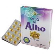 Óleo de Alho - 60 Cápsulas - Terra Verde -