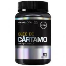 Óleo de Cártamo 1000mg - 120 Cápsulas - Probiótica - Probiótica