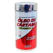 Óleo de Cártamo com Vitamina E - 90 Cápsulas - Health Labs -