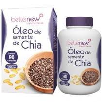 Óleo de Chia 90 Cápsulas - Bellenew