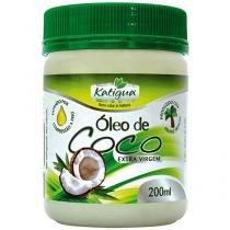 Óleo de coco 200 ml - Katigua