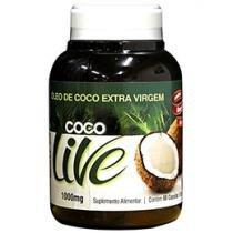 Óleo de Coco 60 Cápsulas - Copra