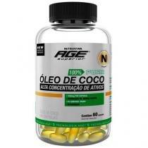Óleo de Coco 60 Cápsulas - Nutrilatina
