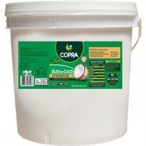 Óleo de Coco Balde Extra Virgem in Natura 3,2L - Copra Alimentos