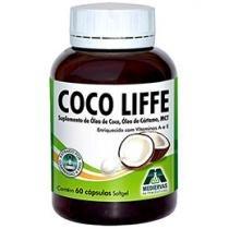 Óleo de Coco Coco Liffe 60 Cápsulas - Mediervas